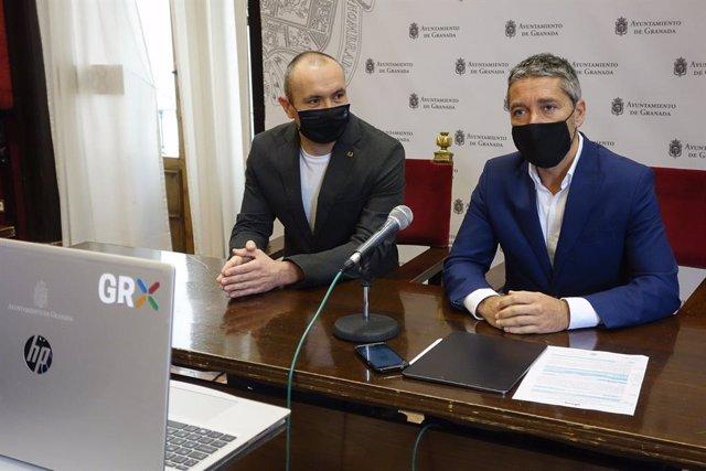 Presentación de la colaboración entre Agencia Albaicín y Grupo San Roque