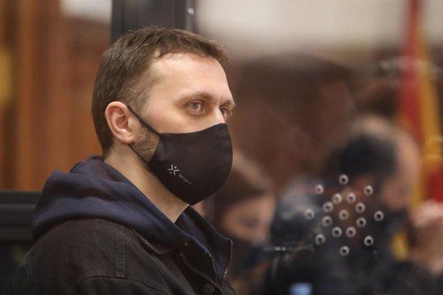 El acusado Norbert Feher, alias 'Igor el Ruso' en el juicio