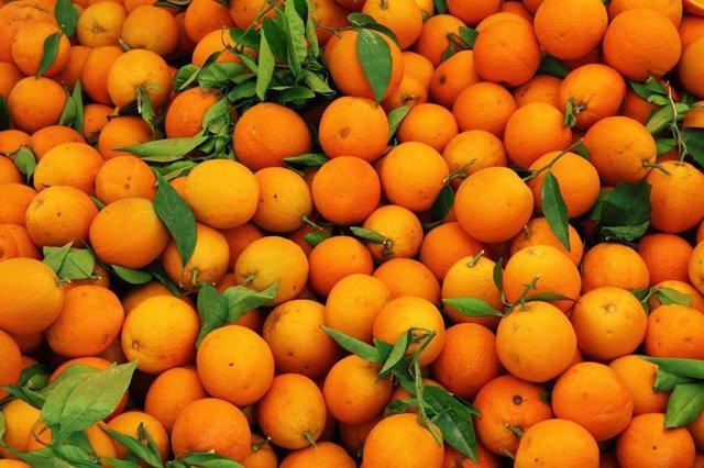 Archivo - Naranjas