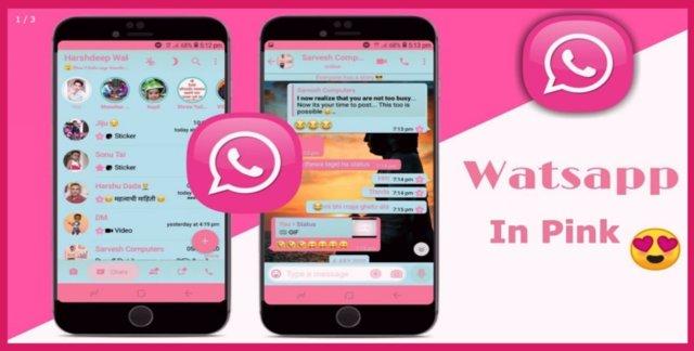 Versión maliciosa de WhatsApp