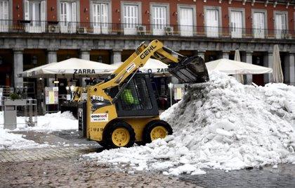 El seguro paga 81 millones de euros por la borrasca 'Filomena' en C-LM por daños en vehículos e inmuebles