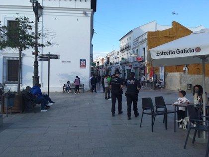 La Policía Local de Cartaya impone 20 denuncias por incumplimiento de medidas anticovid