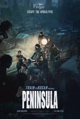 Cartel de la película 'Península'