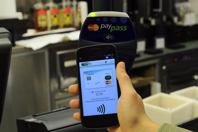 Archivo - Paypass Wallet De Mastercard