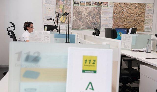Archivo - Servicio 112 Andalucía