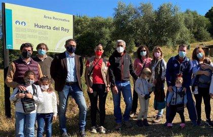 Turismo.- El Parque Natural de Hornachuelos promociona el 'orniturismo' para todos los públicos