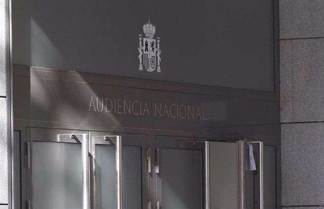 Archivo - Sede de la Audiencia Nacional