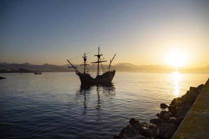 Puertos.- La Nao Victoria abrirá sus cubiertas al público en Adra del 21 al 25 de abril
