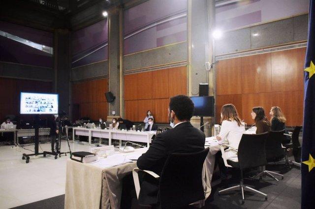 La Sectorial de Igualdad destina más de 10 millones a Aragón para atención las 24 horas a las víctimas de violencia sexual
