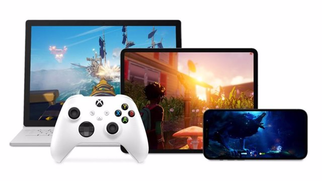 Juego en la nube de Xbox desde PC e iOS.