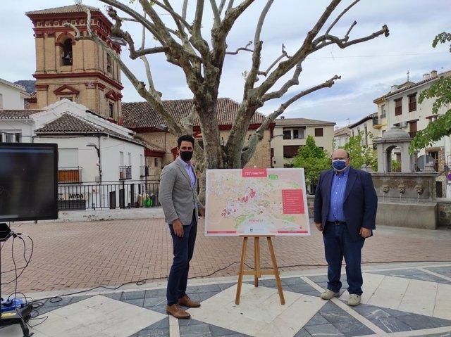 Presentación del proyecto de ciudad inteligente de Güéjar Sierra