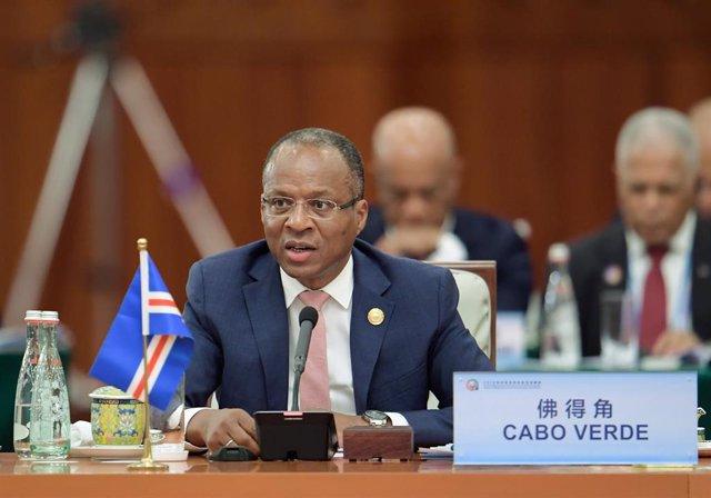 El primer ministro de Cabo Verde, Ulisses Correia e Silva.