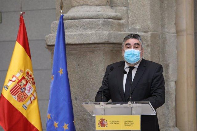 Arxiu - José Manuel Rodríguez Uribes.