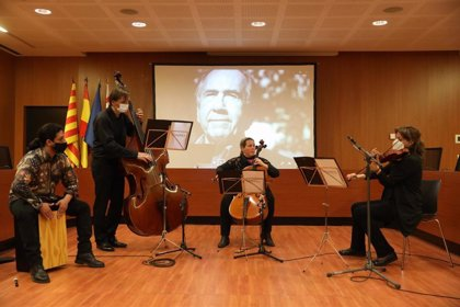 Barcelona, UB y UPC proponen dedicar a Joan Margarit una nueva plaza del Campus Diagonal Sud