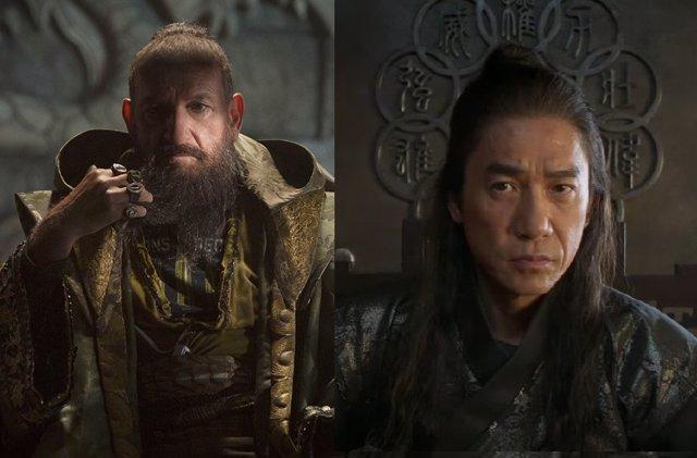 En qué se diferencia el Mandarín de Shang-Chi y la Leyenda de los Diez Anillos del de Iron Man 3