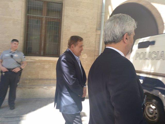 Archivo - Empresario mexicano detenido en Mallorca, Alonso Ancira Elizondo,