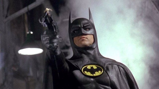Michael Keaton en Batman Returns