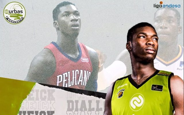 El Urbas Fuenlabrada se refuerza con la experiencia NBA del pívot Cheick Diallo