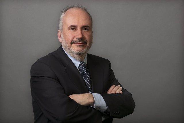Archivo - Arxiu - Javier Mercadé, responsable de la Regió Sud de Neuraxpharm, que inclou Espanya, Itàlia i Portugal.