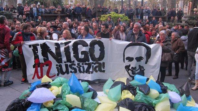 Archivo - Iñigo Cabacas