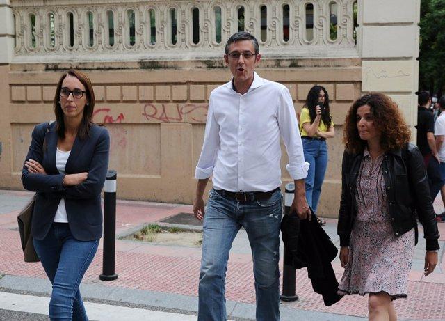 Archivo - Eduardo Madina, en la época en la que trató de auparse como líder del Partido Socialista Obrero Español (PSOE)