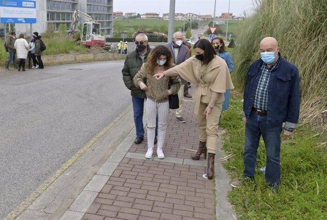 Inicio del IV plan de mejora de viales en barrios