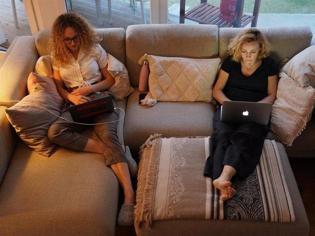 Archivo - Las compras on line han aumentado considerablemente desde el inicio de la pandemia