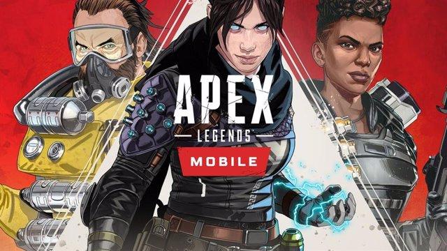 Cartel oficial de Apex Legends Mobile