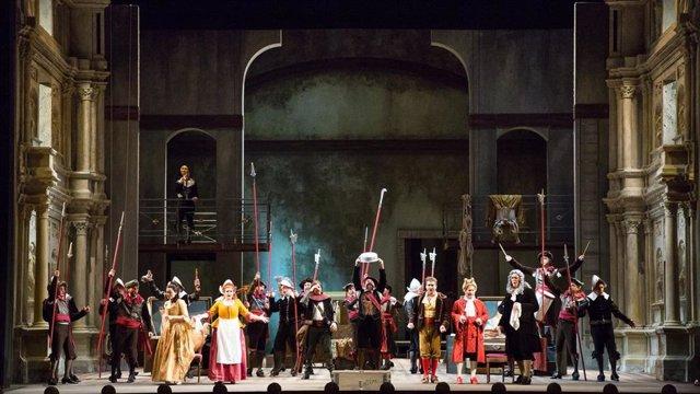 Las nuevas directrices de la Junta obligan a aplazar 'Il barbiere di Siviglia' en el Teatro Cervantes