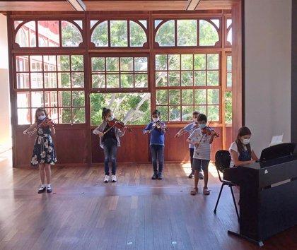 La Escuela Municipal de Música de Santa Cruz abre el plazo de preinscripción del próximo curso