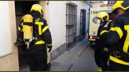 Sucesos.- Fallece un niño de tres años en el incendio de una vivienda en El Puerto