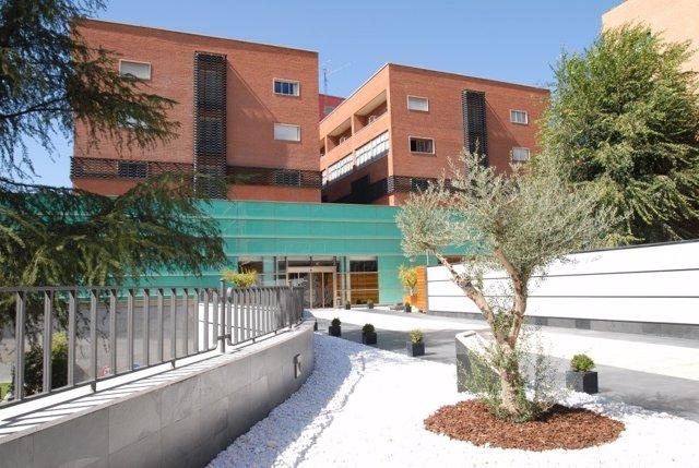Residencia privada San Juan de Dios de Madrid