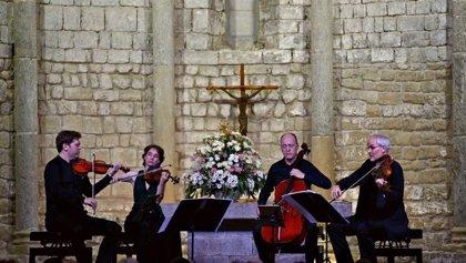 La CCMA grabará y emitirá conciertos del Festival Schubertíada de Vilabertran (Girona)