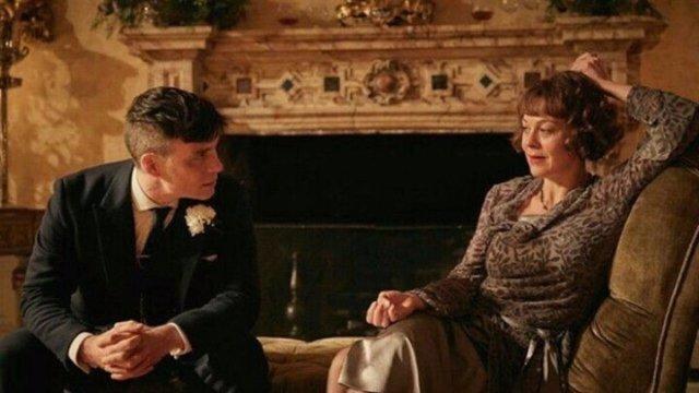 "Emotivo homenaje de Peaky Blinders a Helen McCrory: ""Siempre parte de la familia"""