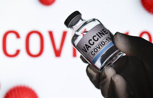Archivo - Imagen de archivo de una vacuna.