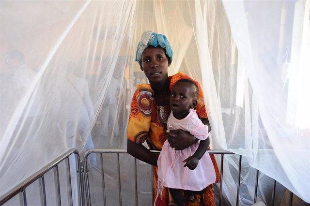 Archivo - Malaria