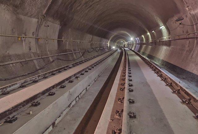 Archivo - Obras del metro de Sao Paulo (Brasil)