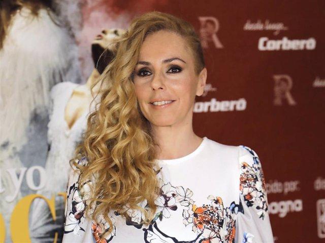 Archivo - Rocío Carrasco, en el centro del huracán mediático una vez más, aunque ella prefiera no pronunciarse directamente