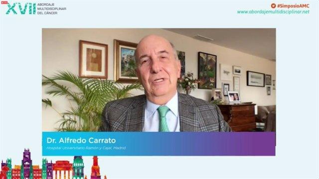 El doctor Alfredo Carrato.