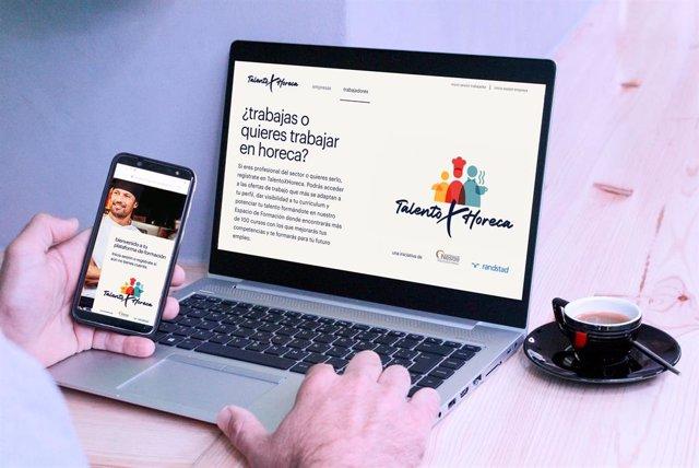Nestlé i Randstad creen la plataforma TalentoXHoreca per donar suport a l'ocupació en la restauració.