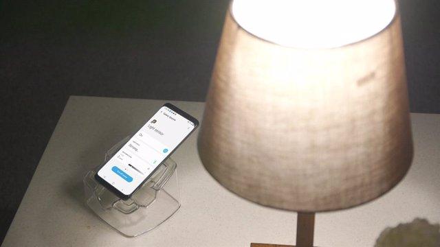 El programa 'Galaxy Upcycling at Home' convierte un Galaxy antiguo en un dispositivo del hogar inteligente