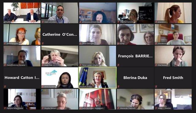 Asamblea General de la Federación de Asociaciones de Enfermeras (EFN).