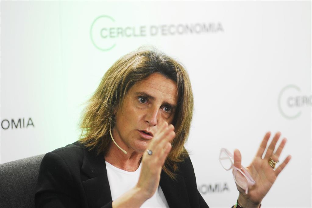 """Ribera celebra el pacto para la Ley del Clima de la UE que llega en el momento """"adecuado"""", víspera de la cumbre de Biden"""