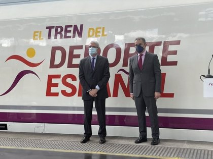 """Franco anuncia que los olímpicos españoles para Tokyo se vacunarán: """"Estamos estudiando el cómo y cuándo"""""""