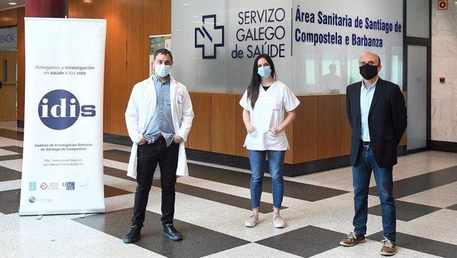 Investigadores del CIBERESP en el IDIS-USC