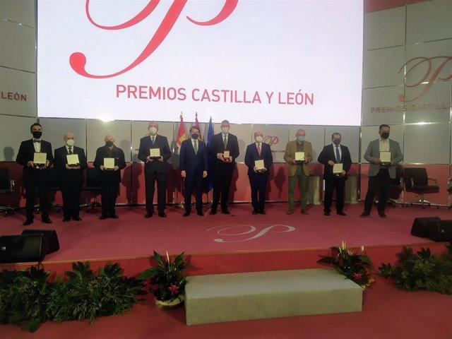 Entrega de Premios Castilla y León