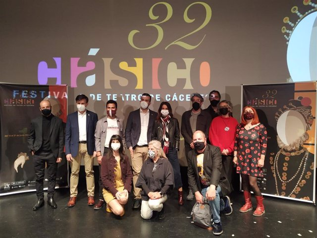El Festival de Teatro Clásico de Cáceres vuelve en junio con 15 montajes, cuatro de ellos estrenos