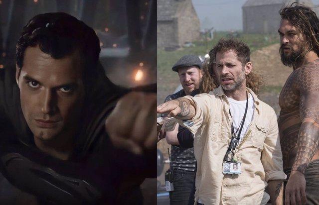 """Zack Snyder responde al #RestoreTheSnyderVerse de los fans: """"Me esforzaré todo lo posible"""""""