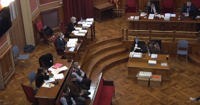 Arxiu - Judici a l'Audiència de Barcelona per la violació i assassinat d'una nena de 13 anys a Vilanova i la Geltrú el 2018.