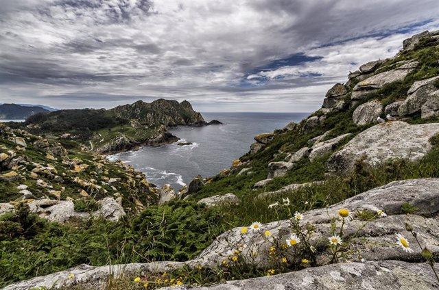 Archivo - Islas Cíes, en el Parque Nacional Marítimo Terrestre de las Islas Atlánticas.